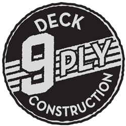 D Street Product Features - 9 Ply Deck