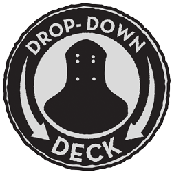 D Street Product Features - Drop Down Deck