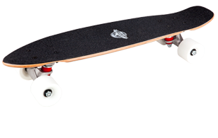 D Street Maple Ride Free cruiser board angle