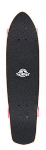 D Street Walnut Kick Push cruiser skateboard griptape